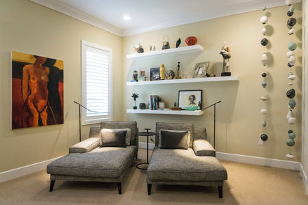 Reclaim Your Space, Part 3: Living Spaces