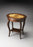 Jeanette Plantation Cherry Oval Accent Table