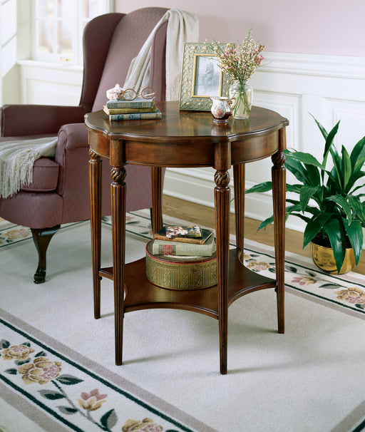 Bainbridge Plantation Cherry Accent Table