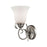 Thomas Lighting 1001WS/20 Brighton 1 Light Wall Sconce In Brushed Nickel Brushed Nickel