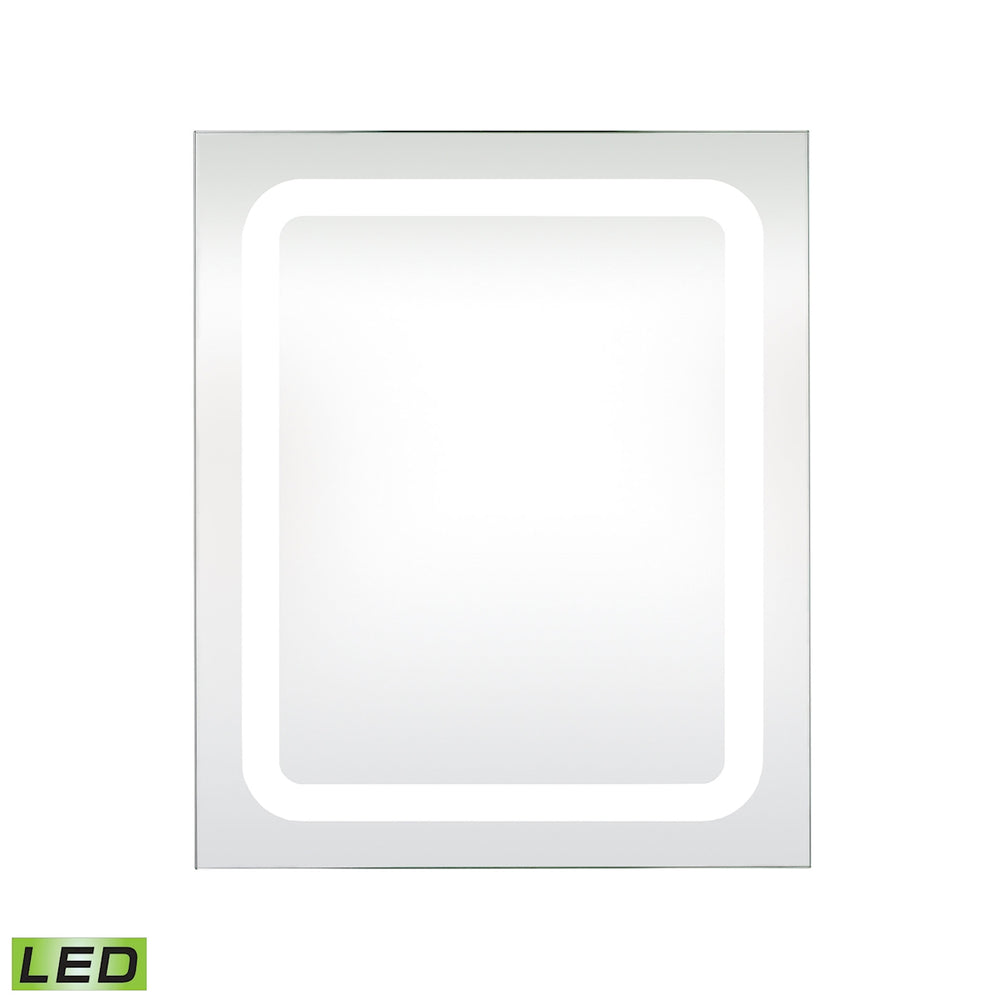 1179-002 Maison LED Mirror - Large Clear