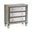 12133 Lana Chest Antique, Grey, Hand-Painted
