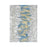 1219-019 Riptide Wall Decor Grey, Blue, Gold
