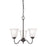 Thomas Lighting 1253CH/10 Conway 3 Light Chandelier In In Oil Rubbed Bronze Oil Rubbed Bronze