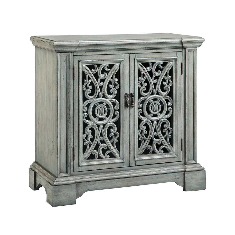 13148 Audra Cabinet Hand-Painted