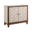 13495 Sutton Cabinet Antique Brass, Hand-Painted, Wood Tone