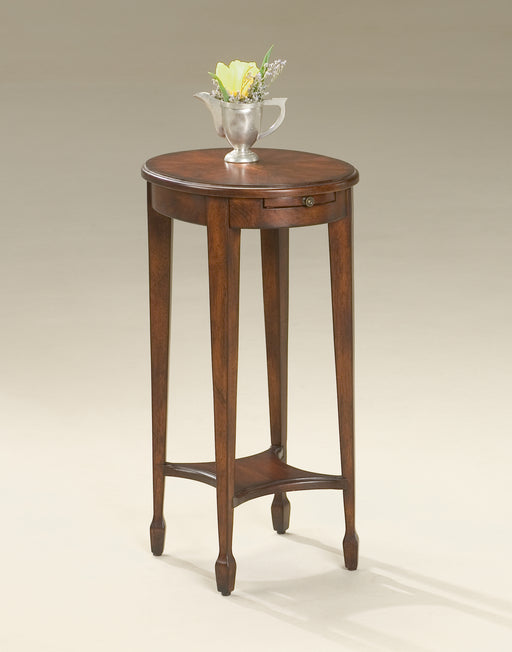 Arielle Plantation Cherry Accent Table