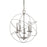 Thomas Lighting 1515CH/20 Williamsport 5 Light Pendant In Brushed Nickel Brushed Nickel