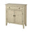 16940 Holt Distressed Cream Cabinet Distressed Cream