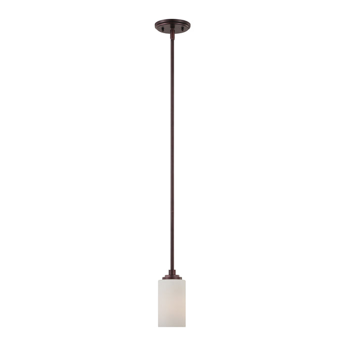 Thomas Lighting 190060719 Pittman 1 Light Pendant In Sienna Bronze Sienna Bronze