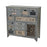 3116-027 Topanga Cabinet - Medium Antique Grey