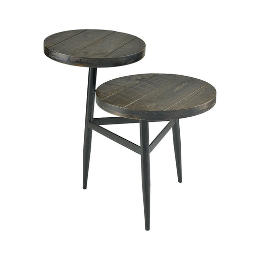 3200-133 Radio Congo Accent Table Arabica, Black