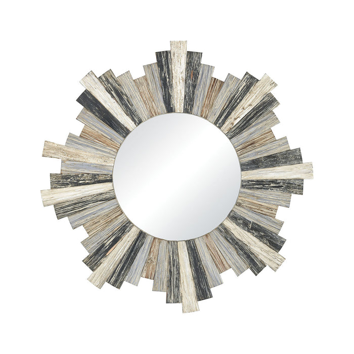351-10551 Chatham Light Wall Mirror Grey