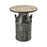 351-10610 Spacious Skies Accent Table Wood Tone, Antique Black