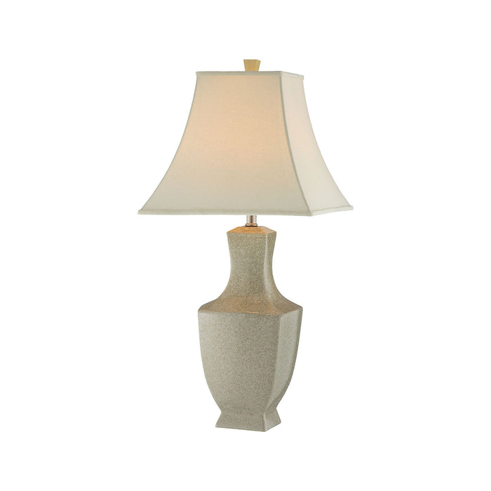37859 Honora Table Lamp Asian Ivory