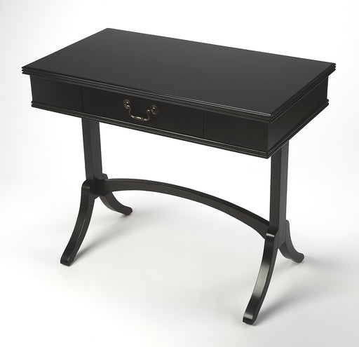 Alta Black Writing Desk