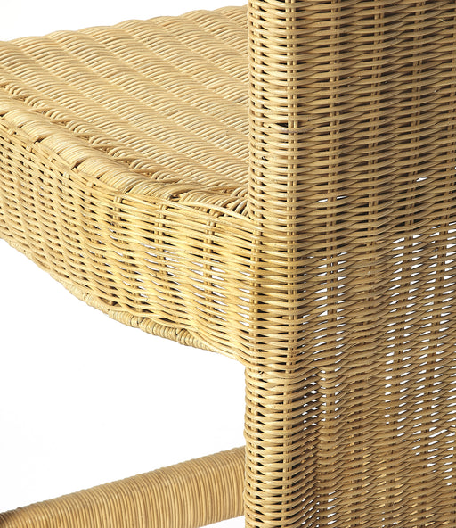 Andros Natural Rattan Counter Stool