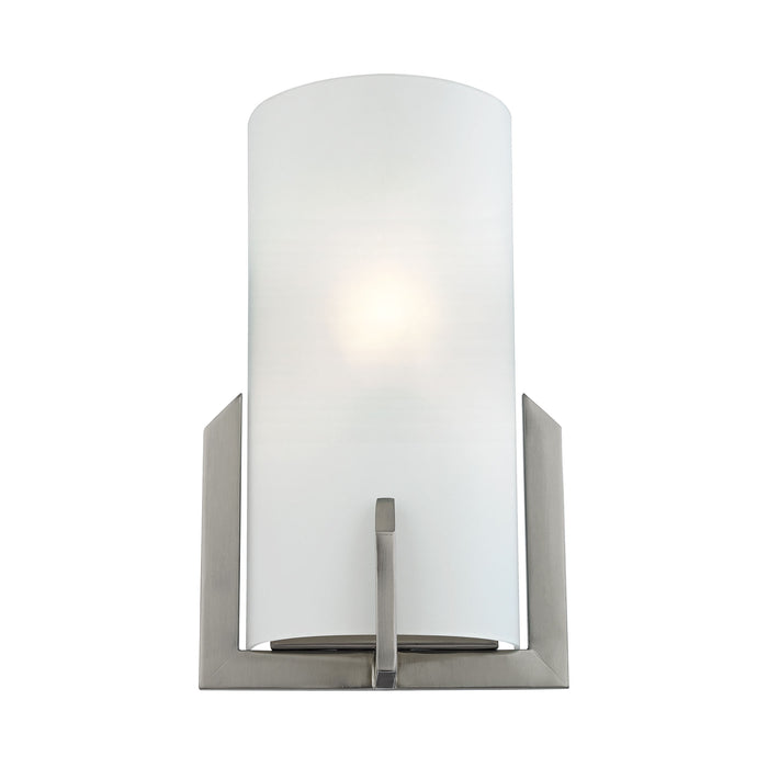 Thomas Lighting 5111WS/20 1 Light Wall Sconce In Brushed Nickel Brushed Nickel