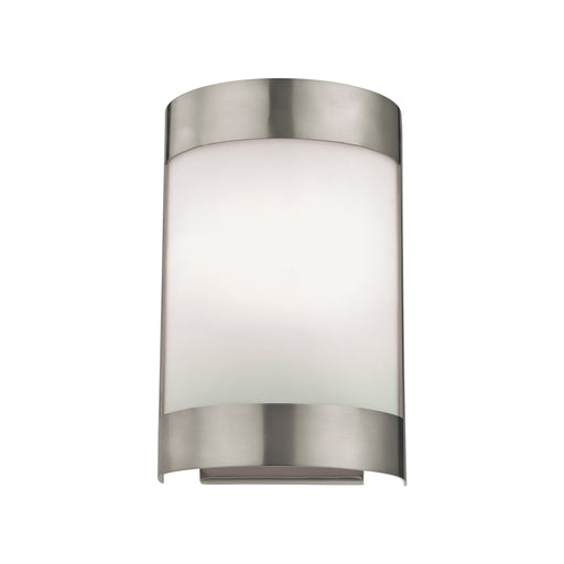 Thomas Lighting 5181WS/20 1 Light Wall Sconce In Brushed Nickel Brushed Nickel