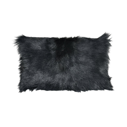 5227-007 Bareback Pillow - Black Black