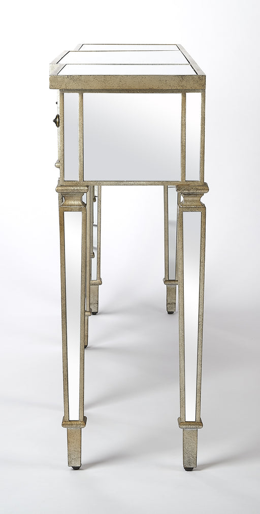 Hayworth Mirrored Console Table