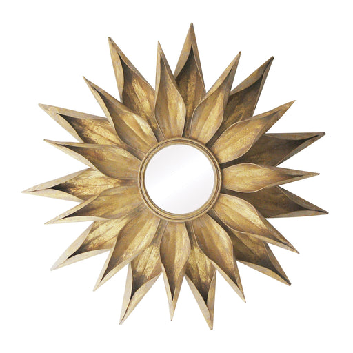 55-216 Brackenhead Mirror Frame-Js Bright Gold, Bronze Antique