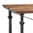 57251 Poplar Estates Sofa Table Reclaimed Wood