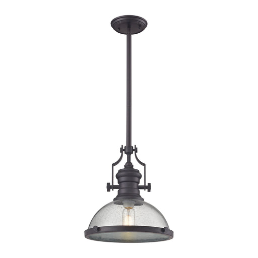 ELK Lighting 67733-1 Chadwick 1 Light Oil Rubbed Bronze Free Parcel Delivery