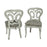 690506P Artifacts Side Chair - Set Of 2 Vintage White
