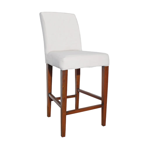 7011-119 Couture Covers Parsons Bar Stool In New Signature Stain New Signature Stain