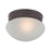 Thomas Lighting 7021FM/10 1 Light Mushroom In Oil Rubbed Bronze Oil Rubbed Bronze