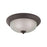Thomas Lighting 7023FM/10 Huntington 3 Light Flush Mount In Oil Rubbed Bronze Oil Rubbed Bronze