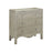 75798 5th Avenue Chest Champagne, Silver