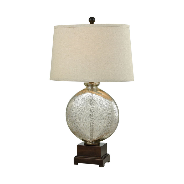 76091 Laureate Table Lamp Brown