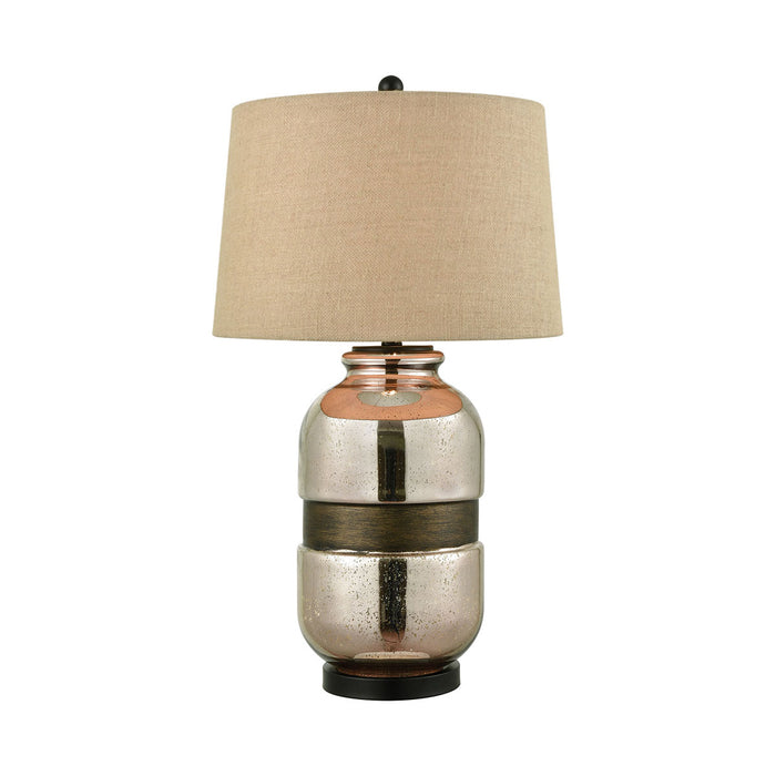 76098 Ciderhouse Table Lamp Brown