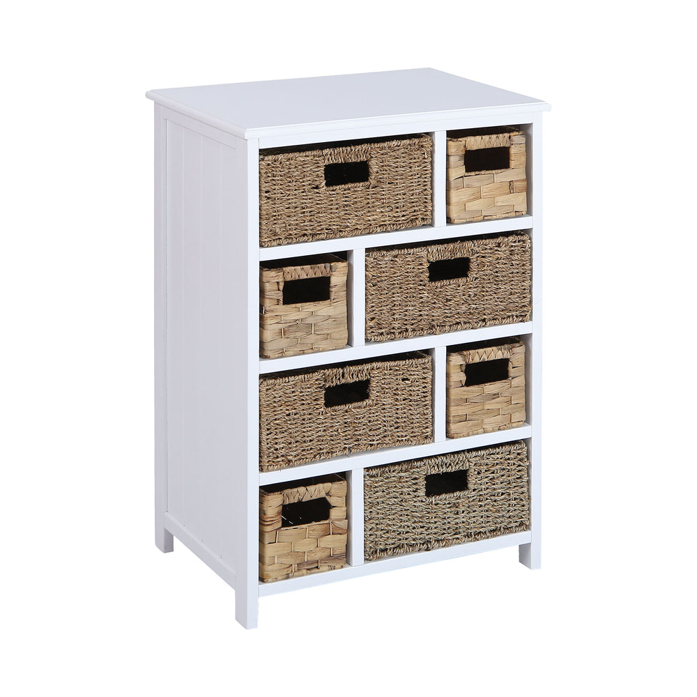 76317 Pismo Beach Chest White