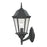 Thomas Lighting 8111EW/65 Temple Hill 1 Light Coach Lantern In Matte Textured Black - Large Matte Textured Black