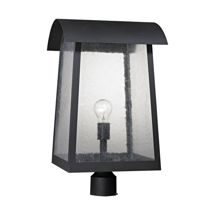 Thomas Lighting 8721EP/65 Prince Street 1 Light Outdoor Post Lamp In Matte Black Matte Black