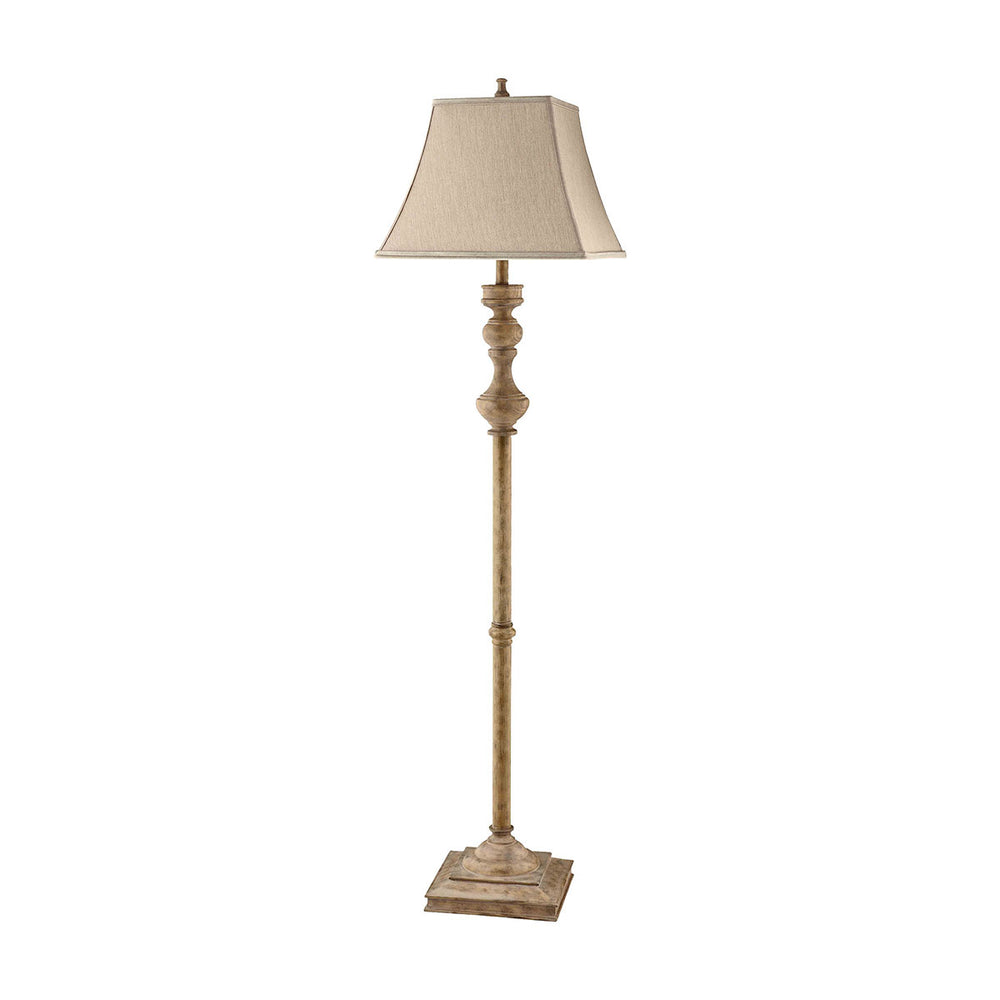 90016 Liam Floor Lamp Natural
