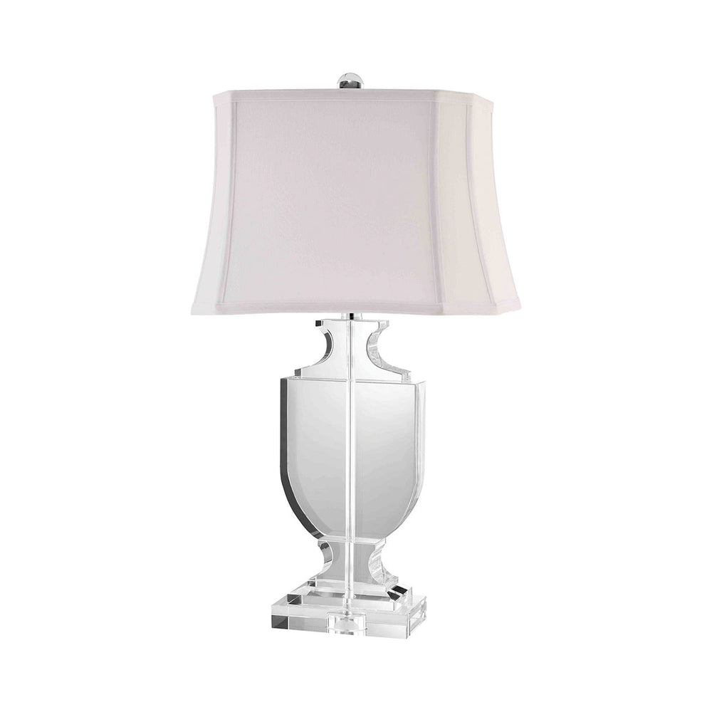 90028 Kit Table Lamp Clear