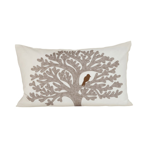 901362 Lockwood 20 X 12 Pillow - Cover Only Brown