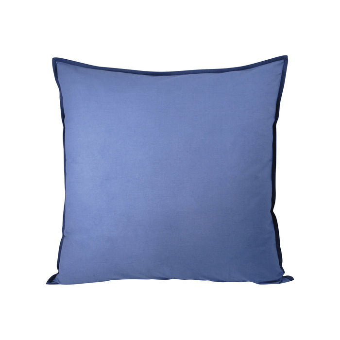 903328 Dylan 24 X 24 Pillow Navy Blue