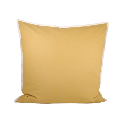 903489 Dylan 24 X 24 Pillow In Dijon - Cover Only Dijon