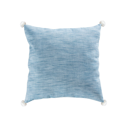 906374 Bellford 20 X 20 Pillow - Cover Only Azure