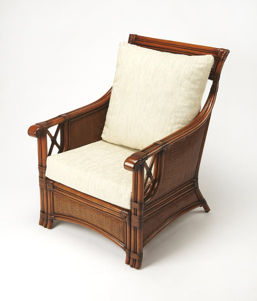 Arihi Rattan Club Chair