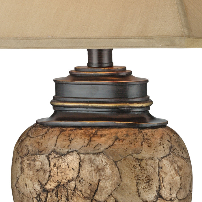 96790 Cape Horn Table Lamp Brown