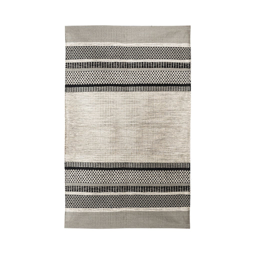 969164 Staton Area Rug 2 X 3 Grey, Black