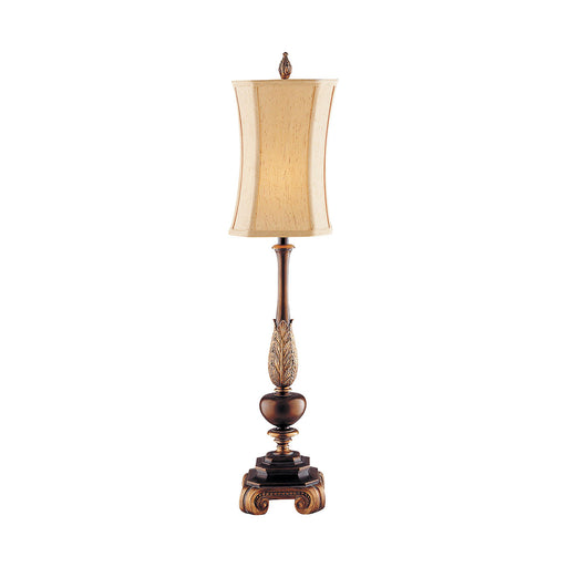 97755 Sweet Ginger Buffet Lamp Antique Gold, Copper Bronze