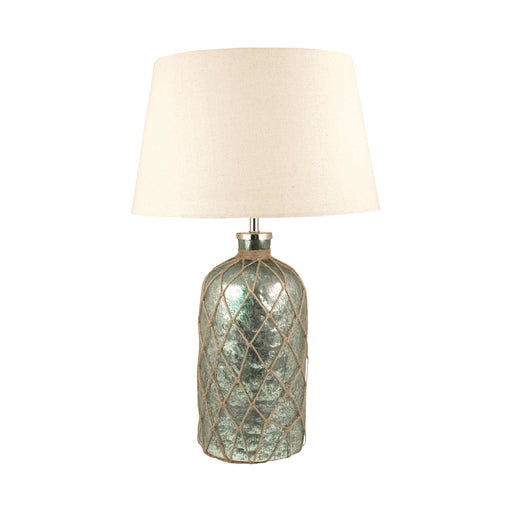 980404 Pescator Lamp Large Antique Azure Artifact, Sandstone