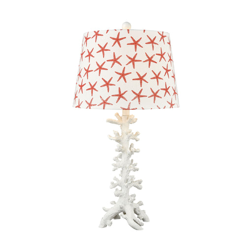 981142 Reef Lamp Coral, White